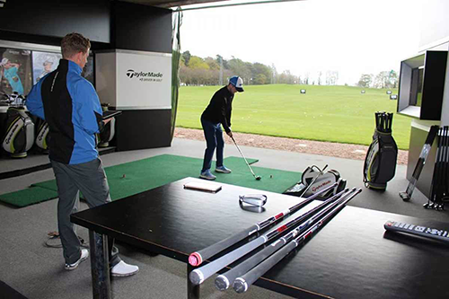 Golf Fittings perfectly matched to your swing