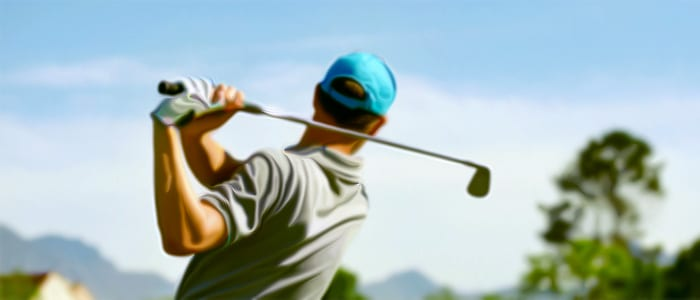 Improve Your Golf Game ... Get Into The Zone ... The Mental Strategy of Golf Zone