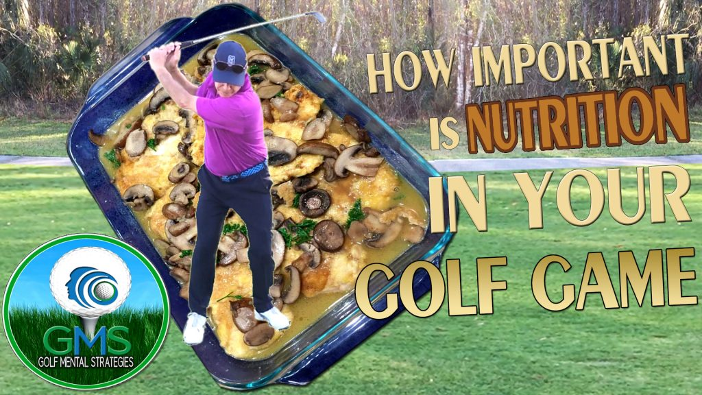 Golf Hypnosis and Proper Nutrition Can Vastly Improve Your Golf Swing