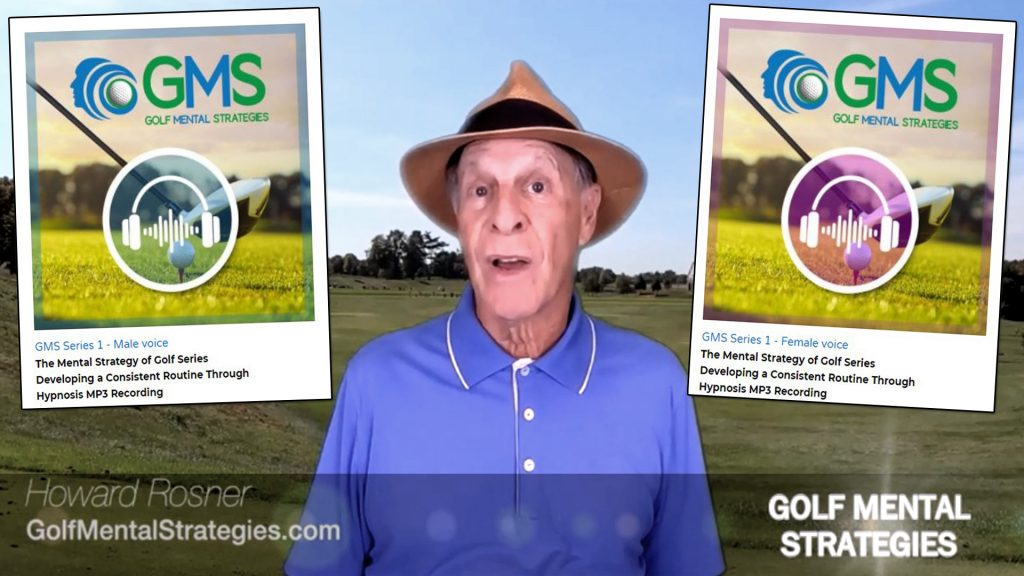 Golf Hypnosis MP3 Recordings For Sale - Get Better Golfing Results Through Self Hypnosis